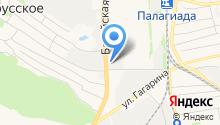 Donau на карте