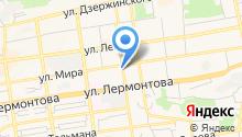 Cosmobook на карте