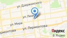122 военная автомобильная инспекция (территориальная) на карте