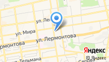 Giro house на карте