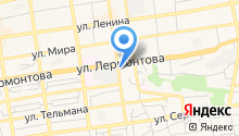 Книгометрия.рф на карте