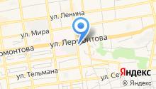 Divizion на карте