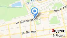 Ksenia Knyazeva на карте