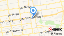 BELWEST на карте