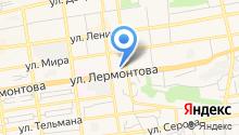 3-й отряд ФПС по Ставропольскому краю на карте