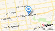 ProService на карте