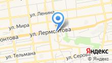 Penti на карте