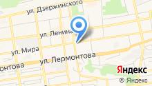 Ferro на карте