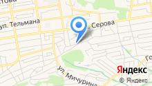 Ремонтная компания на карте