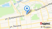 Apple на карте
