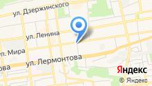 DAS-сервис на карте
