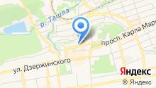 Бизнес план Ставрополь - Разработка бизнес плана в Ставрополе на карте