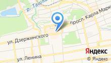 Triumph на карте