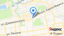 Аптека Байгера на карте