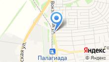 НВС на карте