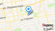 Mukha на карте