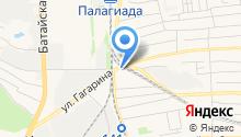 Fорсаж на карте