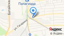 Магазин хозтоваров и стройматериалов на карте