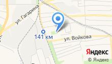 Храм святого благоверного князя Андрея Боголюбского на карте