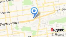 Mul-T-Lock на карте