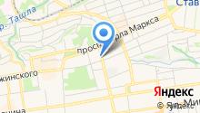 *печати5* на карте