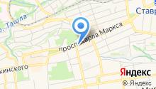 MISHI на карте