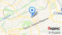 National на карте