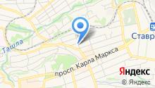 JuiceStudio на карте