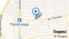 Стекло-дизайн на карте