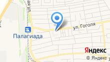 Ставропольский газобетонный завод на карте