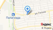 AST на карте