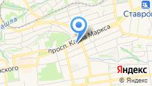 MultiBrand на карте