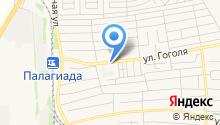 Аптека на Гоголя на карте