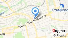 City на карте
