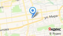Языковая школа №1 на карте