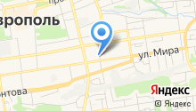Жалюзиноф на карте