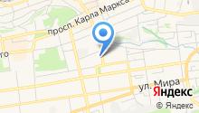 INVICTUS на карте