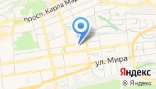 ДоМ на Комсомольской на карте