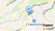 Andronov реклама на карте