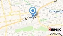 Hungry bar на карте