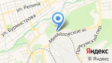 АвтоBOX на карте