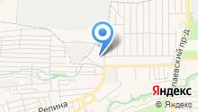 Магазин хозяйственных товаров на Полеводческой на карте