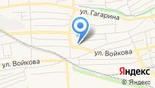 Детский сад №25 на карте