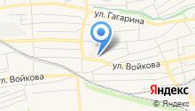 Ремонтно-строительная компания-26 на карте