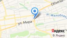 iнь-ян на карте