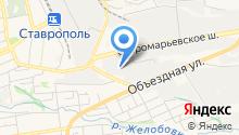 MS company на карте