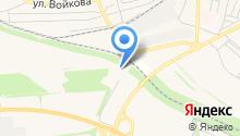 Стаканов А.С. на карте