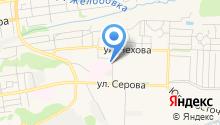 Auto check service на карте