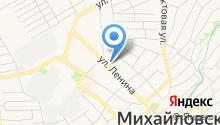 Управление пенсионного фонда РФ по Шпаковскому району Ставропольского края на карте