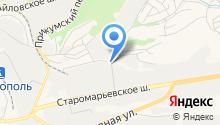 Автолекарь на карте